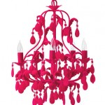 Colorful Chandelier Dining Room Light Fixtures_4