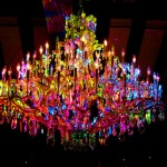 Colorful Chandelier Dining Room Light Fixtures_5