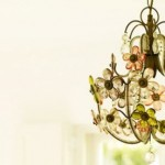 Colorful Chandelier Dining Room Light Fixtures_8