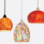 Pendant Lighting for Dining Room with Fun Colors_3