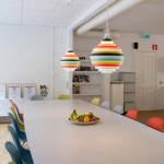 Pendant Lighting for Dining Room with Fun Colors_5