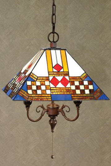 Pendant Lighting for Dining Room with Fun Colors_9