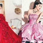 Colored Barbie Bridal Collection_5