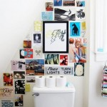 Bathroom Decorating Ideas with Beautiful Wall Arts_1