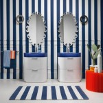 Bathroom Decorating Ideas with Beautiful Wall Arts_15