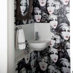 Bathroom Decorating Ideas with Beautiful Wall Arts_18