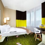 Colorful 25Hours Hotel in Zurich_6