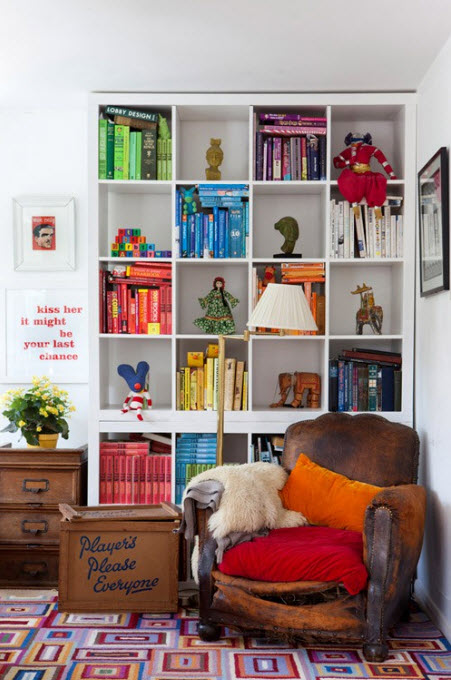 Fun Paint Colors for Small Rooms_11