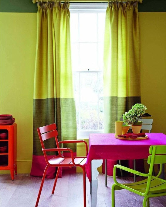 Fun Paint Colors for Small Rooms_12