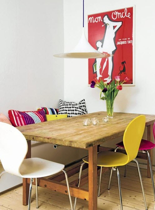 Fun Paint Colors for Small Rooms_13