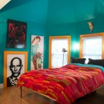 Fun Paint Colors for Small Rooms_16
