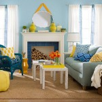 Fun Paint Colors for Small Rooms_17