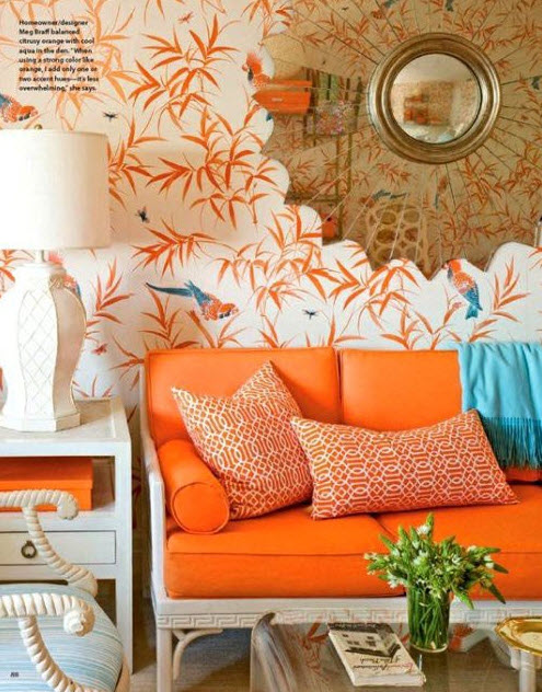 Fun Paint Colors for Small Rooms_8