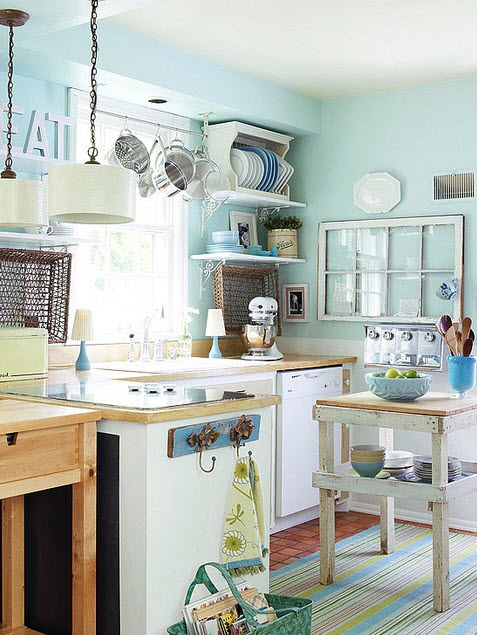 Fun Paint Colors for Small Rooms_9
