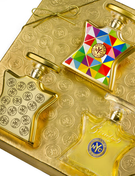 Bond No 9 Perfume Gifts for Your Valentine, The Coffret Trio