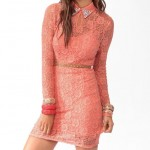 Cheap Colored Casual Lace Dresses From Forever21_5