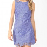 Cheap Colored Casual Lace Dresses
