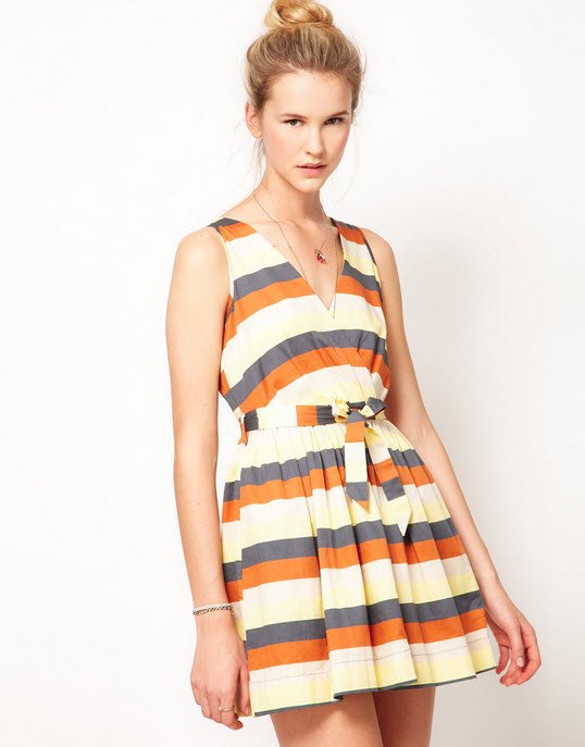 Colorful Sundresses for Hot Summer