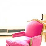 Colorful Vintage Chair