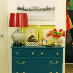 Colorful Vintage Dresser