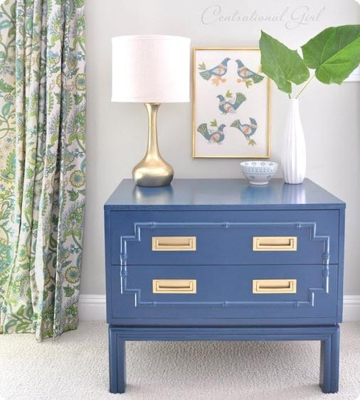 Colorful Vintage Dresser_2