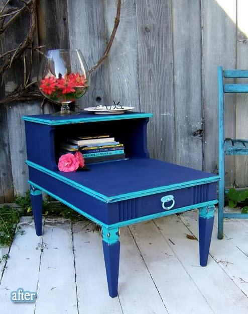 Colorful Vintage Dresser_6