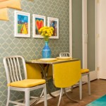 Colorful Vintage Furnitures