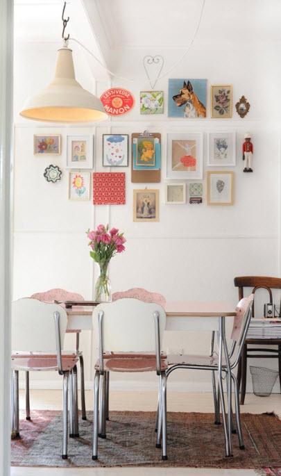 Colorful Vintage Furnitures_1