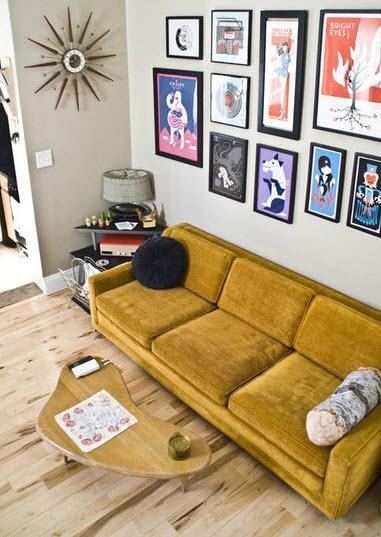Colorful Vintage Furnitures_3