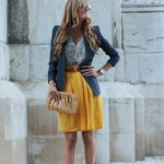 How to Wear Pleated Skirt_16