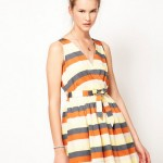 Pepe Jeans Sun Dress With Stripes