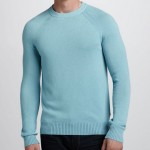 Theory Cashmere Raglan Sweater