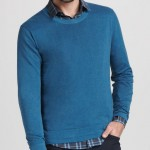 Theory Cotton-Cashmere Sweater