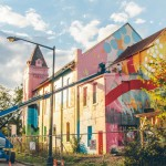 Church Colorful Visual Art Makeover by HENSE_7