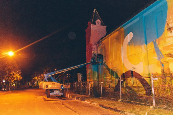 Church Colorful Visual Art Makeover by HENSE_8