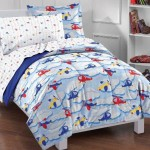 Colorful Bed Comforter Sets Full for Boy
