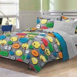 Colorful Bed Comforter Sets Full for Boy_1