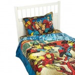 Colorful Bed Comforter Sets Full for Boy_2