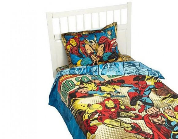 Colorful Bed Comforter Sets Full for Boy_2