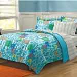 Colorful Bed Comforter Sets Full for Boy_3