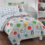 Colorful Bed Comforter Sets Full for Boy_4