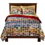 Colorful Bed Comforter Sets Full from Target_1
