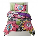 Colorful Bed Comforter Sets Full from Target_2