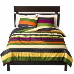 Colorful Bed Comforter Sets Full from Target_3