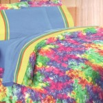 Colorful Bed Comforter Sets Full_10