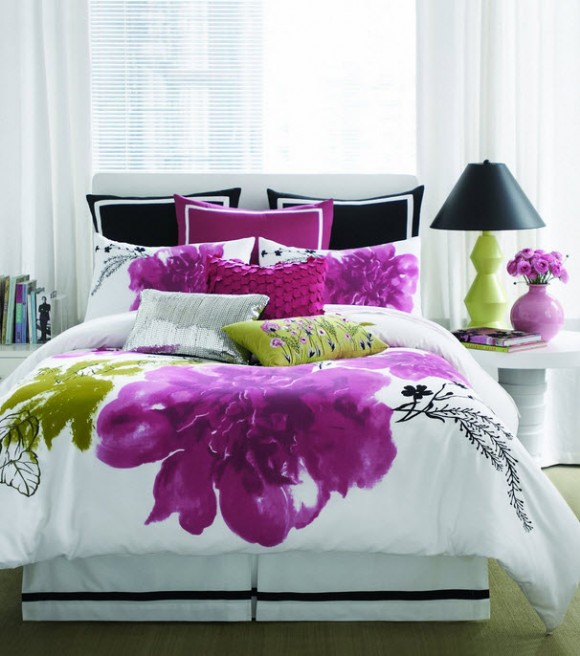 Colorful Bed Comforter Sets Full_2