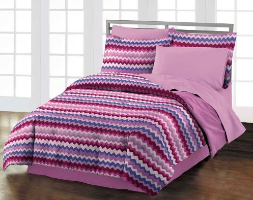 Colorful Bed Comforter Sets Full_4