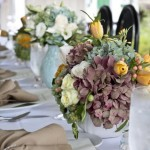 Colorful Floral Wedding Centerpieces to Complete your Wedding Decoration_2