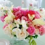 Colorful Floral Wedding Centerpieces to Complete your Wedding Decoration_3