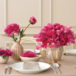 Colorful Floral Wedding Centerpieces to Complete your Wedding Decoration_5